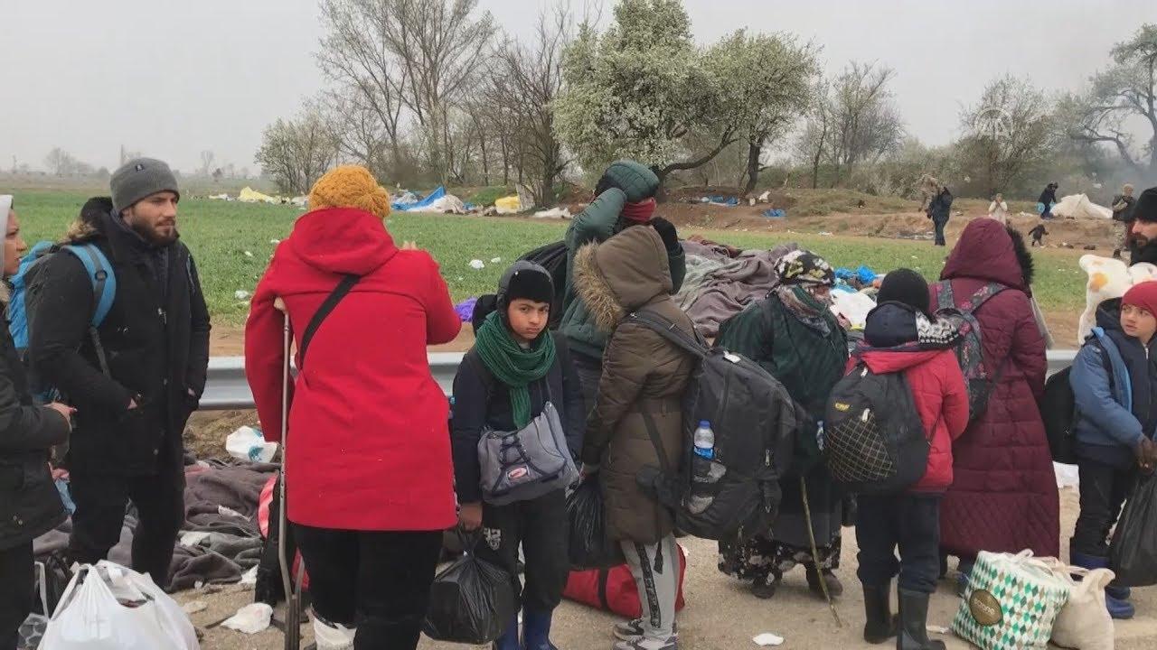 Η Άγκυρα εκκενώνει από πρόσφυγες και μετανάστες την περιοχή του Έβρου απέναντι από τις Καστανιές