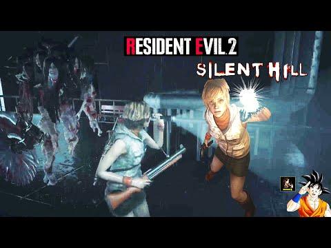 Heather Mason - Resident Evil 2 Mod
