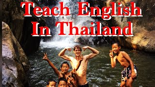 Camden's 3 Week TEFL Certification Course In Chiang Rai, Thailand Summer 2018 | TEFL Teacher Advice