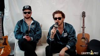 GRAMMY Pro Interview With Royal Blood At ACL 2015