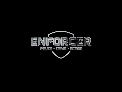 Enforcer Police Crime Action - Promotion Chef De Police