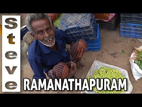 SMALL TOWN INDIA - Ramanathapuram 🇮🇳