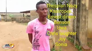Over loaded sense (Real House Of Comedy) (Nigerian Comedy)