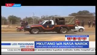 Viongozi wa NASA kaunti ya Narok wadokeza kuandaa uchaguzi