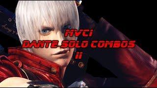 MVCI: Dante Solo Combos II
