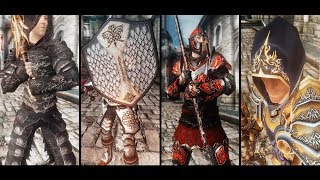 TES Oblivion 2018 - Modded Armors Showcase - 4k ENB Graphics