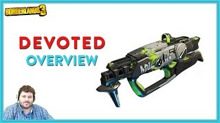 This Is Your Champion | Borderlands 3 | Devoted Legendary SMG