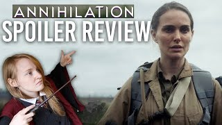 ANNIHILATION: SPOILER REVIEW!