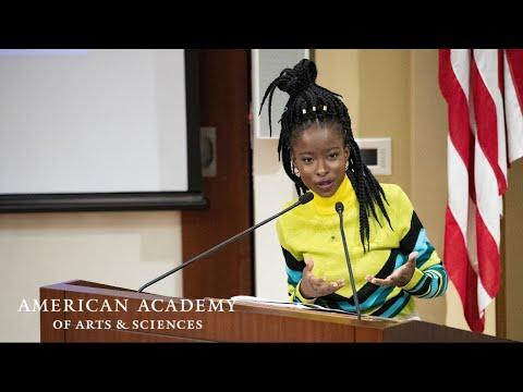 Amanda Gorman - Presentation & Reading