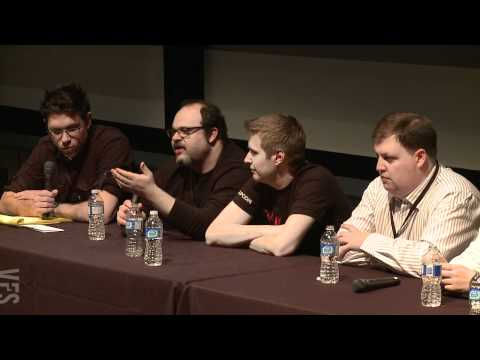 Panel Discussion: The Business of Games (Part 1 of 2)