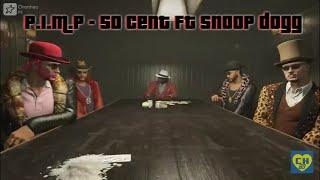 50 Cent - P.I.M.P (Snoop Dogg REMIX) ft Snoop Dogg, G-Unit Gta Version