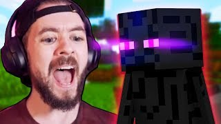 I Shouldn't Have Stared At ENDERMAN In Minecraft
