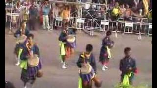 preview picture of video '071025 Sakon Nakhon Wax Castle Parade1'