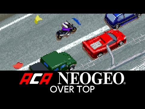 ACA NEOGEO OVER TOP thumbnail