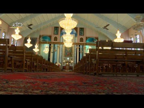 La cathédrale Mar Petros et Paulos de Bagdad