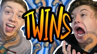 MY TWIN BROTHER!? (Q&A)