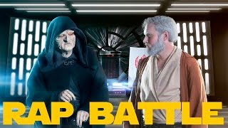 Star Wars Rap Battles Ep.2 - Palpatine vs Obi-Wan