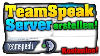 How To Make Your TeamSpeak Server With Panel For Free Most - Minecraft 1 7 10 server erstellen ohne hamachi