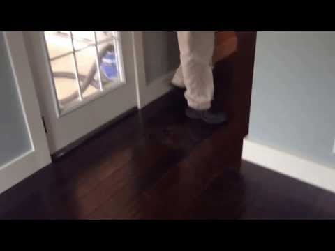 Mistakes in installing Wood Floors: Buckling, Spacing and Transitions