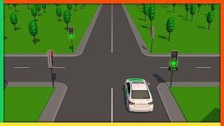 Светофор, дополнительные секции, светофор для трамвая