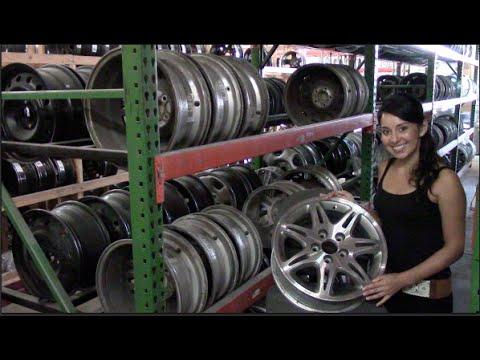 Factory Original Acura  CL Rims & OEM Acura CL Wheels – OriginalWheel.com