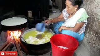 HOW ITS MADE | MEITEI GULLA | TRADITIONAL SWEET | MANIPUR