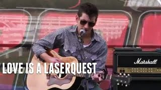 Alex Turner - Love Is A Laserquest (Arctic Monkeys) (Live at Coachella)
