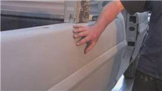 Auto Painting  How To Sand A Car For Paint