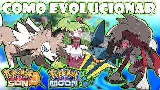 Rockruff  - (Pokémon) - ★POKEMON SOL Y LUNA COMO EVOLUCIONAR NUEVOS POKEMON (FORMAS Y TRUCOS)★