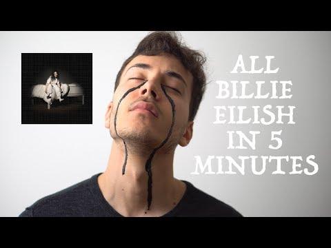 BILLIE EILISH MEDLEY - When We All Fall Asleep, Where Do We Go?