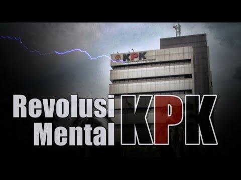 Revolusi Mental KPK