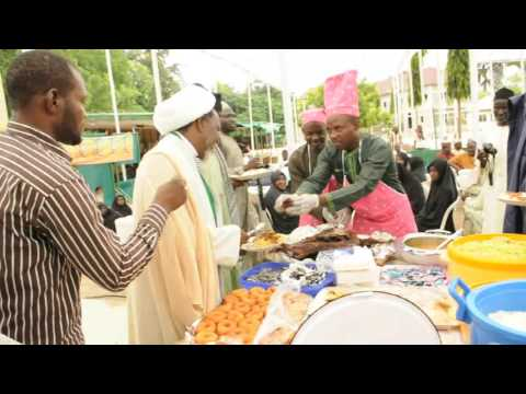 Sallah Feast,  Organized By Resource Forum of the Islamic Movement In Nigeria.