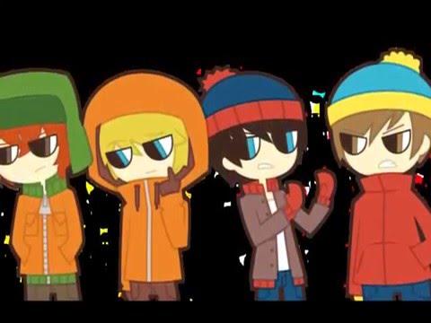 Cartman's poker face (South Park amv)