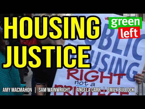 Housing Justice | Green Left Show #11