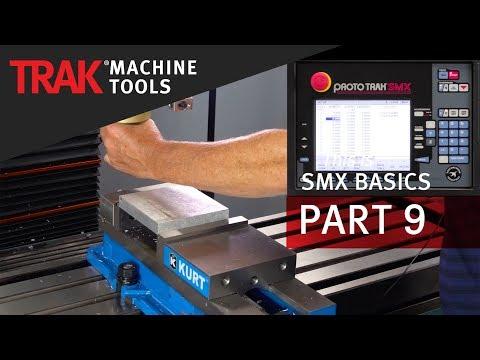 Tool Setup | ProtoTRAK SMX CNC | Basic Programming 9