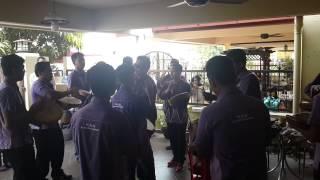 Kompang Sri Delima Subang - Kompang Dipalu