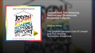 Joseph And The Amazing Technicolor Dreamcoat: Benjamin Calypso