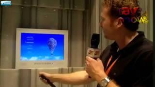 MB Quart Entertainment Demos TV Products At CEDIA 2011