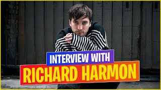 Richard Harmon -  08/11/15 - The Ben Kazer Show