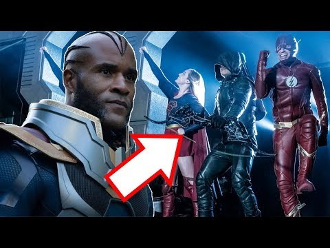BEST Crisis on Infinite Earths Setup? - Legends of Tomorrow 4x16 FINALE Review!