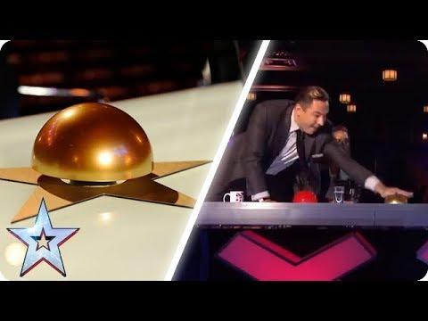 David Walliams' BEST GOLDEN BUZZERS   Britain's Got Talent (видео)