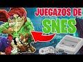 10 Juegazos De Super Nintendo snes Que Tienes Que Jugar