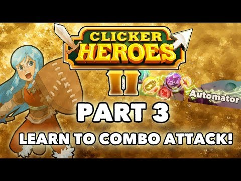 Clicker Heroes 2 Walkthrough - Beta: Part 33 - NEW GILDING CHANGES