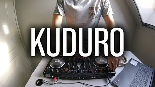 Kuduro & Bubbling Mix 2016 | Noble Sessions #10 by Adrian Noble | Traktor S4 MK2