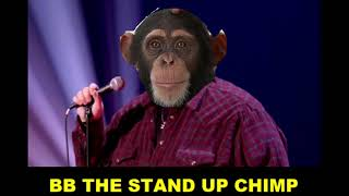 chimp walks into a bar