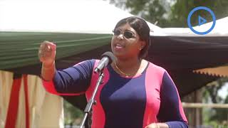 MP Aisha Jumwa slams Interior CS Fred Matiang'i and PS Kibicho
