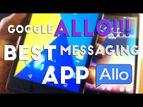 Google Allo App Review  Best Messaging App Ever For Android & IPhone