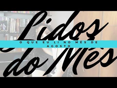 LIDOS DE AGOSTO (2017) | Livraneios