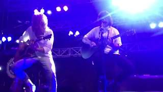 Sticky Fingers first time performing BRAND NEW UNRELEASED SONG (Old Man's, Bali 2018)