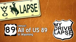 Highway 89, Yellowstone National Park